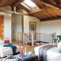 Phá cách ấn tượng với nhà bằng gỗ thô đậm chất Việt