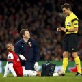 Arsenal sẽ không có Gibbs khi tiếp Sunderland