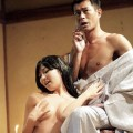 Cổ Thiên Lạc bị bao vây bởi dàn diễn viên phim sex Nhật