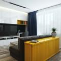 Mẫu căn hộ chung cư nhỏ đẹp dành cho các game thủ