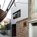 Cải tạo mẫu nhà phố đẹp với thiết kế rất thông thoáng