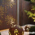 Những mẫu hàng rào khiến ngôi nhà của bạn đẹp như tranh vẽ