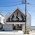 Ngắm ngôi nhà nhỏ đẹp như tranh vẽ với nội thất từ gỗ và không gian riêng biệt